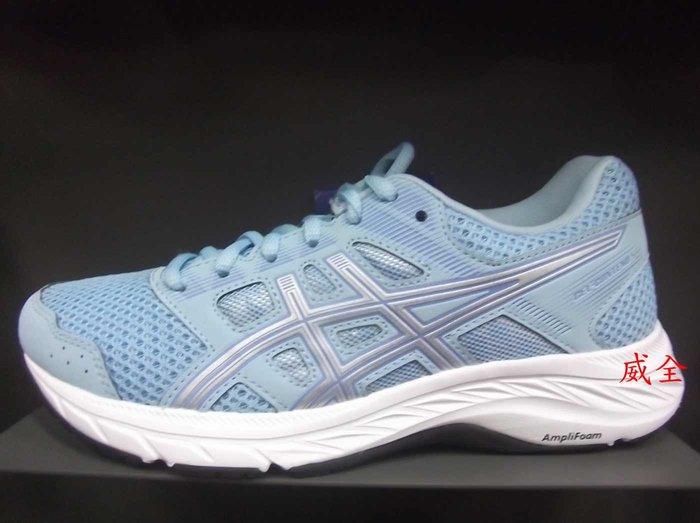 【威全全能運動館】亞瑟士 ASICS GEL-CONTEND 5慢跑鞋 現貨保證正品公司貨 女款1012A234-400