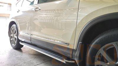 SUGO汽車精品 本田HONDA CRV 4/4.5代 專用驗車必過 車側踏板 原廠孔位直上款