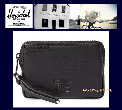 Herschel Supply Co. 加拿大【現貨】零錢包 Oxford Wallet Leather