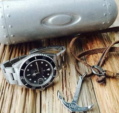 全新品 Rolex 勞力士 配件 海錨 14060 16610 14060m 16600 運動款經典勞適用
