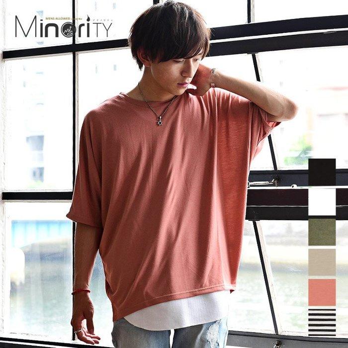 《FOS》日本 寬版 Oversize 素T 短袖 短T T恤 日系 大尺碼 2019新款 原宿 潮流 雜誌款 明星款