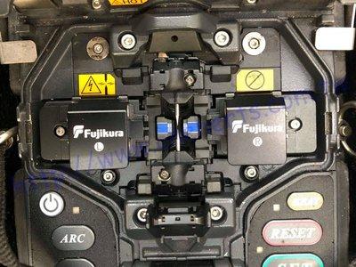 副廠 Fujikura 藤倉FSM-60S光纖熔接機專用光纜夾具 線座 FSM-80S FSM-21S FSM-22熔接