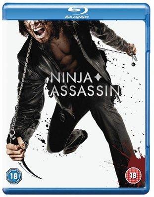 BD 全新英版【忍者刺客】【Ninja Assassin】Blu-ray 藍光
