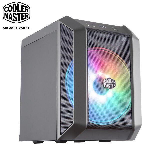 可以超商取貨 Cooler Master MasterCase H100 ARGB 機殼(Mini-ITX專用)