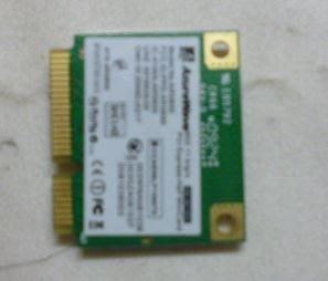 料件-拆機 ASUS 華碩 UL30VT 網卡