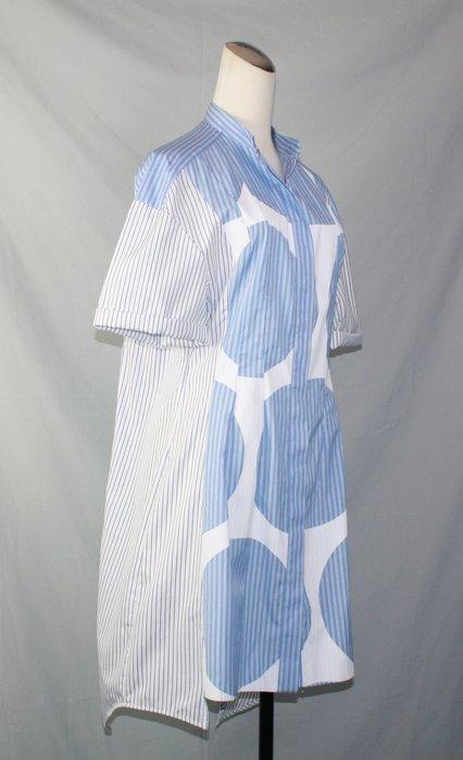 海洋工坊二手名牌旗艦店~Stella McCartney Erika 棉質洋裝
