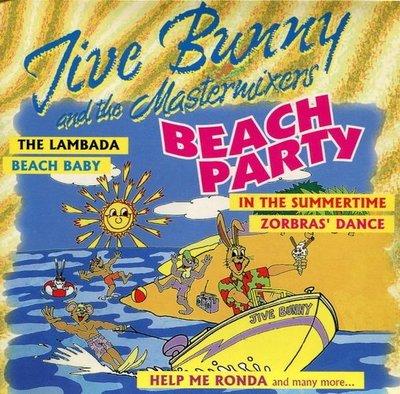 《絕版專賣》Jive Bunny 神氣活現的兔子 / Beach Party 海灘派對
