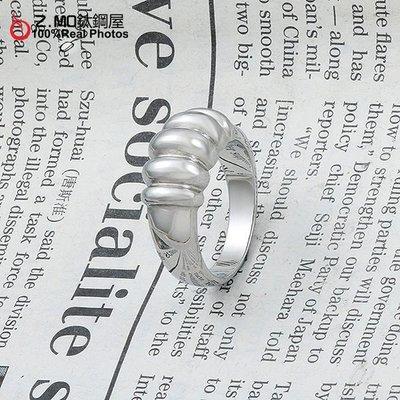 316L抗過敏不生鏽 純西德鈦鋼拋光戒指《僅有美圍8、10、11號》單只價【BCS161】Z.MO鈦鋼屋