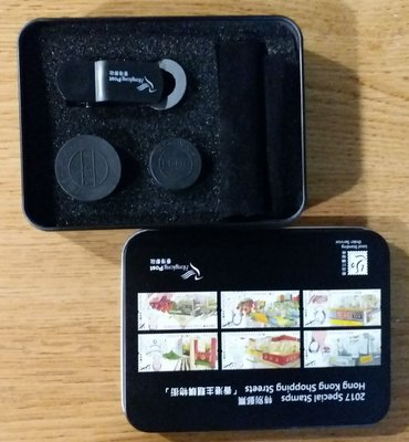 香港郵政禮品–手機鏡頭套裝