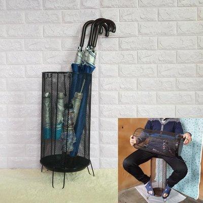 雨傘架收納桶家用酒店大堂商店辦公掛傘筒創意門口放置雨傘的架子