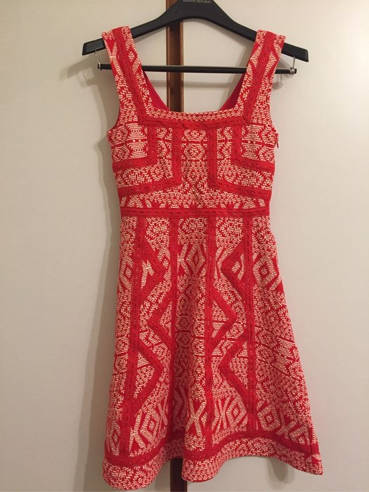 Anthropologie Emma dress 洋裝