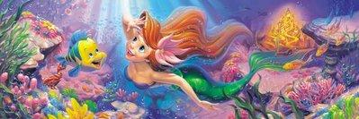 日本進口拼圖 迪士尼 公主 小美人魚  愛麗兒 950片絕版拼圖,950-567