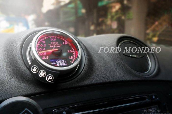 【精宇科技】FORD MONDEO 2.0T TDCI冷氣出風口渦輪水溫排溫FOCUS FIESTA KUGA OBD2