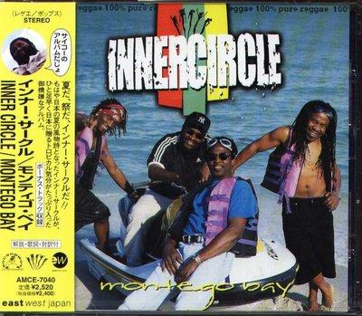 K - Inner Circle - Montego Bay - 日版 +1BONUS - NEW