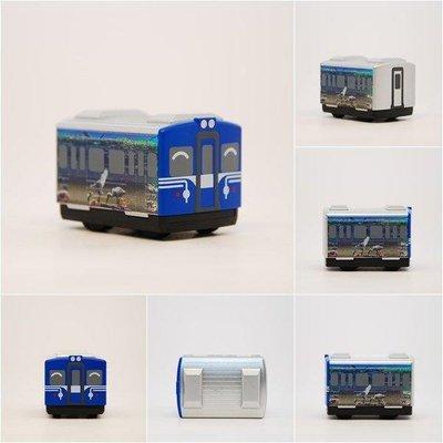 【專業模型】QV047 臺鐵EMU600台江公園迴力車