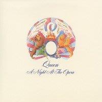 黑膠唱片180G Queen - A Night At the Opera 皇后合唱團 - 歌劇之夜