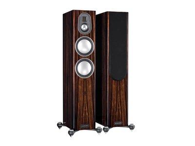 [紅騰音響]英國 Monitor audio Gold 200 GOLD 5G系列 新版 落地喇叭 鋼烤 來電漂亮價