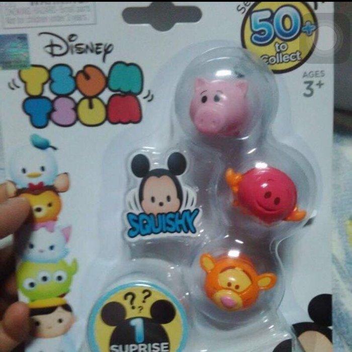 迪士尼 Tsum Tsum 公仔 疊疊樂娃娃 隱藏版 小孩禮物玩具