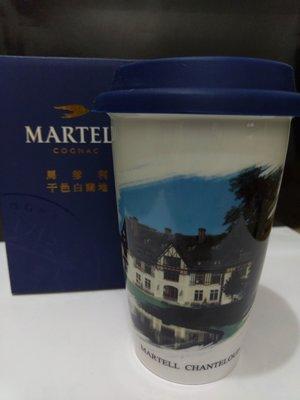 馬爹利MARTELL酒廠紀念瓷杯2個