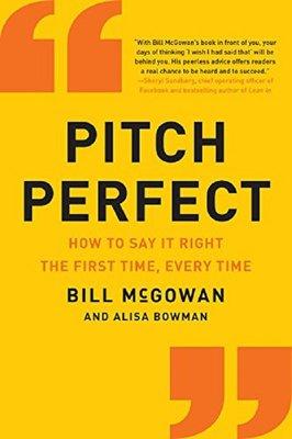 你能說服任何人 在對的時刻 用對的方法說對的話 英文原版 Pitch Perfect 溝通與社交技巧