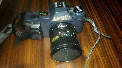 佳能 單眼相機 Canon T50 底片機