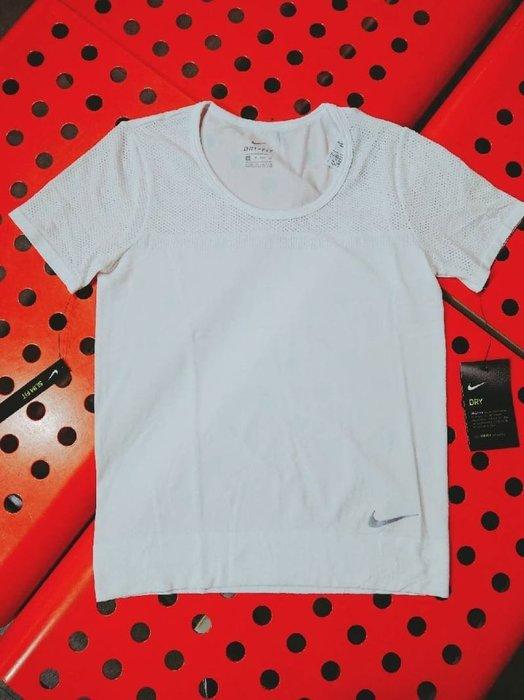Nike 女 短袖上衣 短T 快速排汗 運動上衣 排汗衣 尺寸:XS~XL