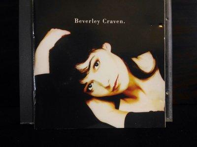 Beverley Craven ~ 同名專輯 & Love Scenes,二張好聽女聲專輯,400元。