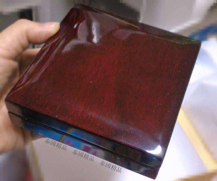 *泰國精品*【 送禮盒 包裝盒 禮物盒 佛牌收納盒 泰國佛牌 ~高級鋼琴烤漆~】 首飾盒 飾品盒