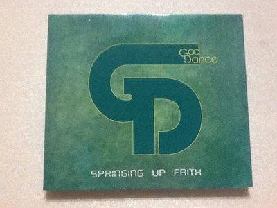 ~拉奇音樂~ God Dance樂團  SPRINGING  二手保存良好片況新。主唱,趙之璧。。張懸 推薦。。