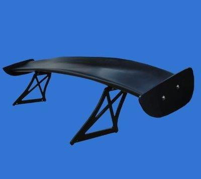 GT 式樣 通用型尾翼 ABS 材質 超輕量化 腳架鋁合金