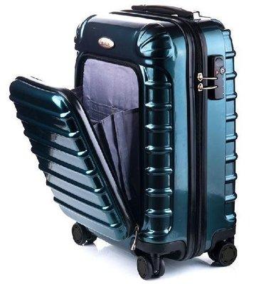 【優上精品】商務 旅遊 拉桿箱 拖箱 萬向輪 旅行箱 超輕 登機箱 20寸c(Z-P3262)