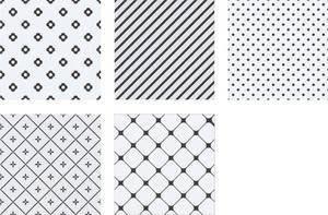 【HS磁磚生活館】進口西班牙20x20哈瓦娜花磚 清新可愛風格 地壁兩用磚玄關廚房餐廳臥室浴室地毯磚