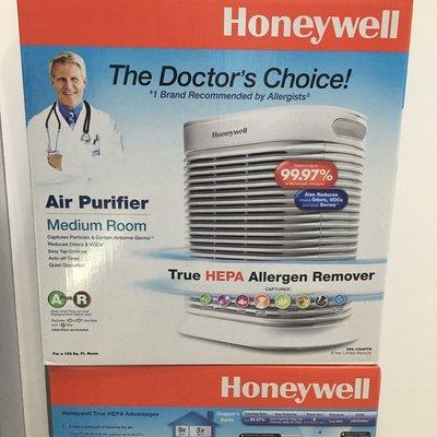 美國Honeywell  抗敏系列 HPA-100APTW 空氣清淨機2台裝