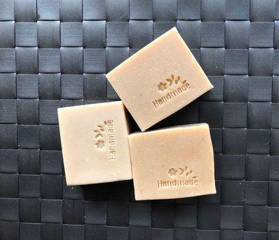 NG手工皂 小農鮮奶純乳皂/香甜香草/黑糖/一個$49/半斤$189