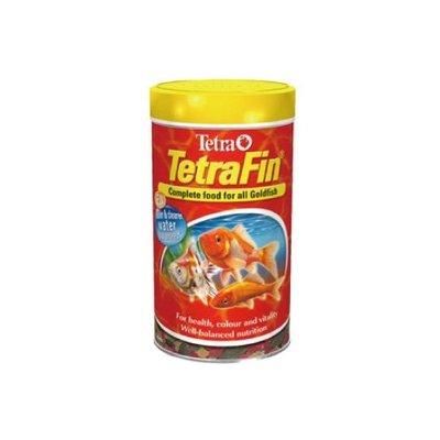 魚樂世界水族專賣店# 德國 Tetra Fin 金魚薄片飼料 250ml