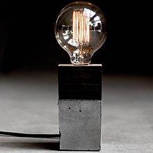 【曙muse】工業風水泥桌燈  原木質感桌燈 造型檯燈 Loft 工業風 咖啡廳 民宿 餐廳 居家擺設