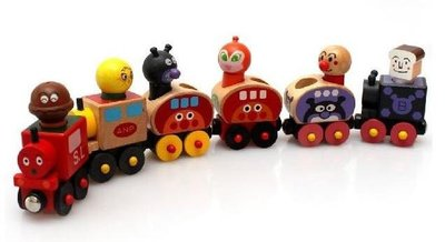 磁性小火車 磁性麵包小火車