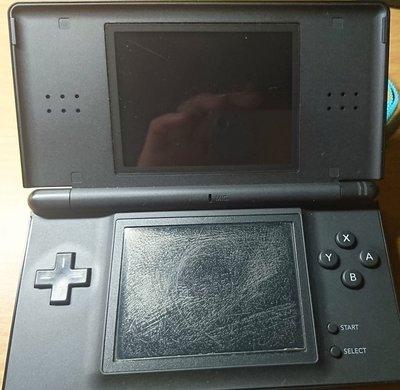 DS主機 遊戲機+線+防震包