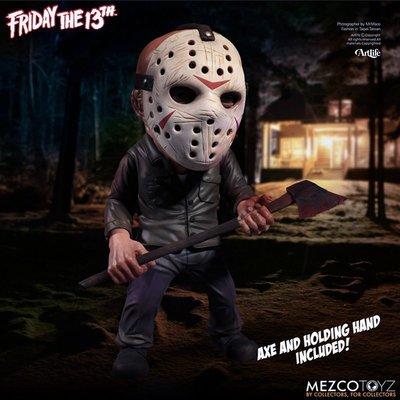 ArtLife @ MEZCO Friday the 13th Stylized Jason 十三號星期五 傑森