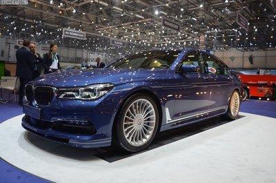 【樂駒】德國 Alpina BMW G11 G12 前下擾流板 空力 改裝 套件 外觀
