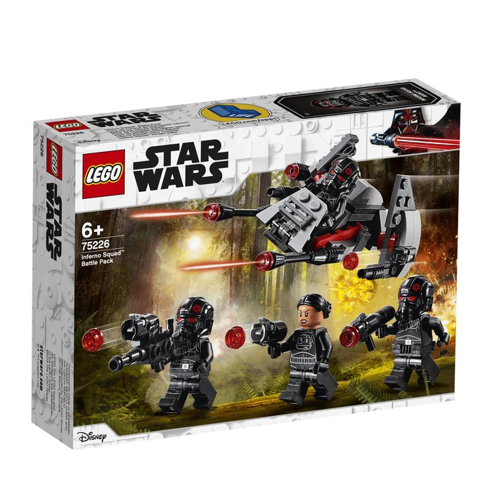 【鄭姐的店】樂高 75226 STAR WARS TM 系列 - Inferno Squad™ Battle Pack