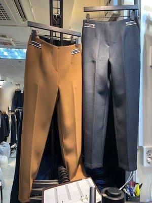 現貨正韓❤️超美版型側織帶西裝褲❤️