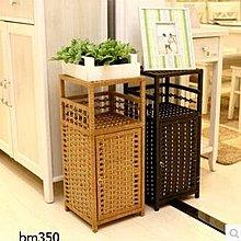 收納櫃簡易床頭櫃花架電話架帶拉門雙層置物架--8%百分吧