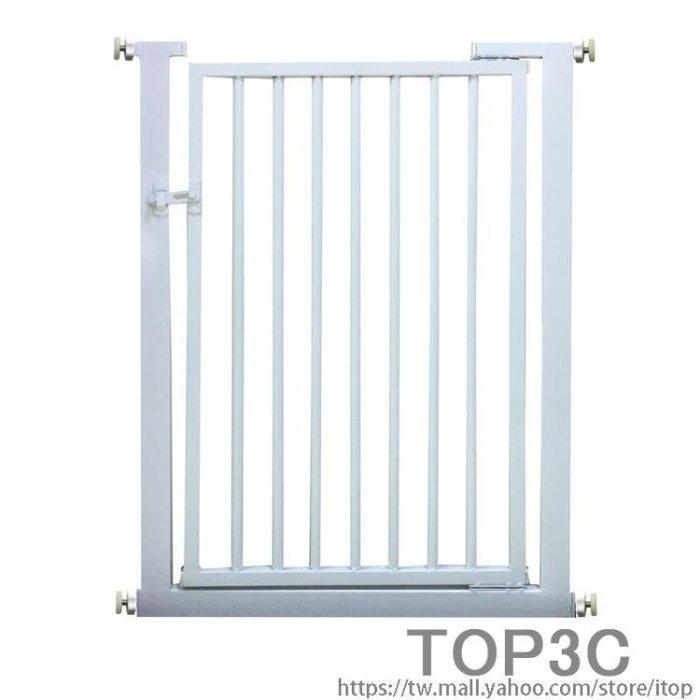 定制寶寶安全門欄嬰兒童樓梯口防護欄寵物貓狗圍欄桿柵隔離門加密