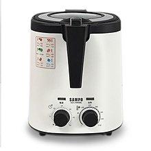 SAMPO聲寶/健康油切氣炸鍋/熱賣商品/KZ-L19303BL