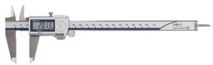 全新日本製mitutoyo三豐 數位電子式 IP防水防油游標卡尺 500-762-20