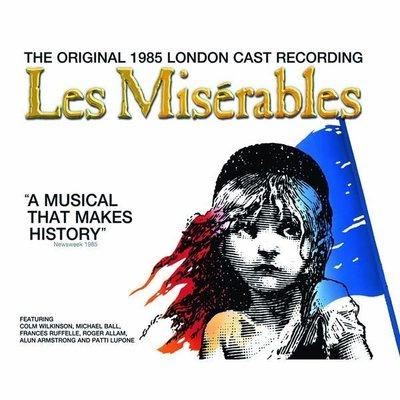 正版全新2CD~音樂劇 悲慘世界倫敦首演版Les Miserables