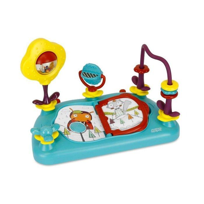 【魔法世界】【Mamas & Papas】吃喝玩樂盤