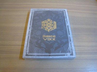全新Vixx《Chained up》Album Vol.2  (台壓特別版) CD+DVD(FREEDOM版)