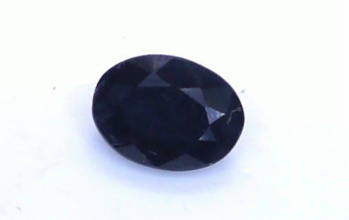 ((瑪奇亞朵的珠寶世界)) 少見的天然藍寶石~1.52CT 值得收藏一元起標